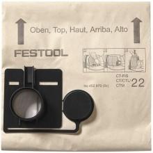 Sacchetto filtro FIS-CT 22/5