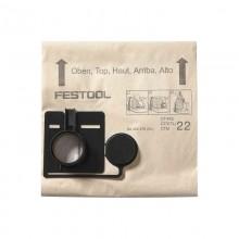 Sacchetto filtro FIS-CT 33/5